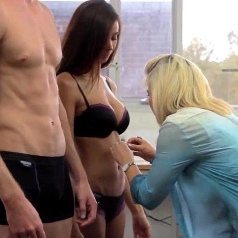 Fundawear, the Touching Underwear that Brings Distant Lovers Closer [VIDEO] | The 21st Century | Scoop.it