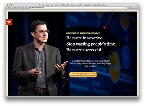 Storied Websites: How Eric Ries and Tim Ferriss tell stories on the web | Just Story It! Biz Storytelling | Scoop.it