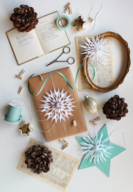 Innovative Gift Wrapping Ideas for Christmas | picturescollections | Scoop.it