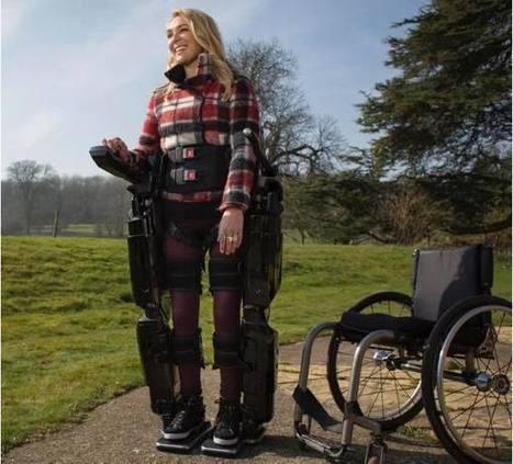Exosquelettes : Comment Panasonic veut démultiplier les capacités physiques de l'Homme - SciencePost | GAFAMS, STARTUPS & INNOVATION IN HEALTHCARE by PHARMAGEEK | les tendances du digital dans le domaine de la santé. | Scoop.it