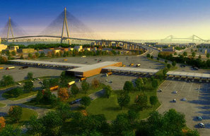 New Detroit-Windsor Bridge to go to Voters - Truckinginfo | American Freight Trucking | Scoop.it