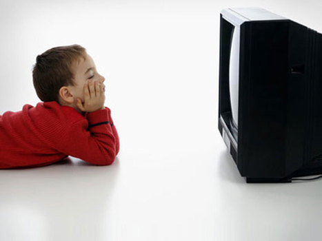 Over 3 hours of TV a day may make kids more antisocial | It's Show Prep for Radio | Scoop.it