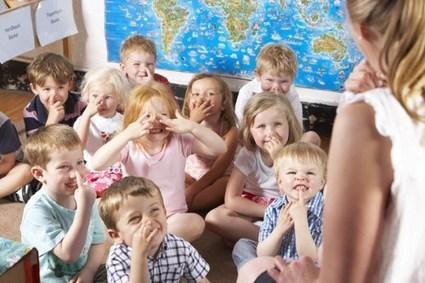 Maneras curiosas para mantener una clase en silencio con peques | Recull diari | Scoop.it