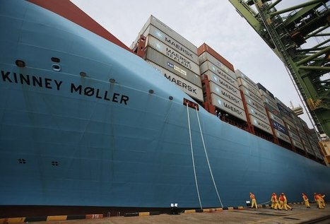 Asia-Europe Container Freight Rates Fall - gCaptain Maritime & Offshore News | 4PL Global Executives Building Global Standards | Scoop.it