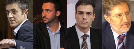 Los candidatos del PSOE no quieren barones ni padrinos que les respalden   Pedro Sánchez   Scoop.it