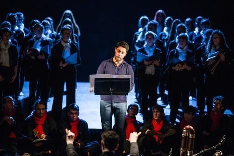 Oresteïa de Iannis Xenakis à l'opéra de Rennes, une indicible musicalité | Opéra de Rennes | Scoop.it
