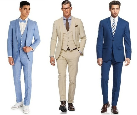 5 Rules for Wearing Bright, Bold and Colourful Suits | Online Shopping | Scoop.it