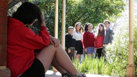 Self-harm forum a must for parents - The Border Mail | Suicide | Scoop.it