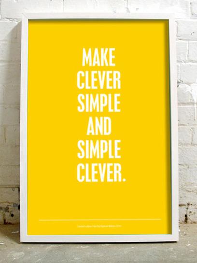 The 10 Golden Rules of Simple, Clean Design - Speckyboy Design Magazine | Design | Scoop.it
