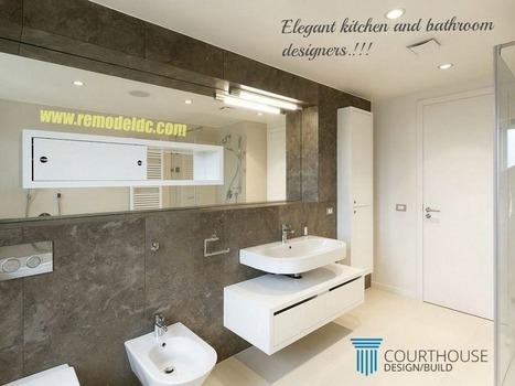 Bathroom Remodeling in Northern Virginia | Home Remodeling Contractors | Scoop.it