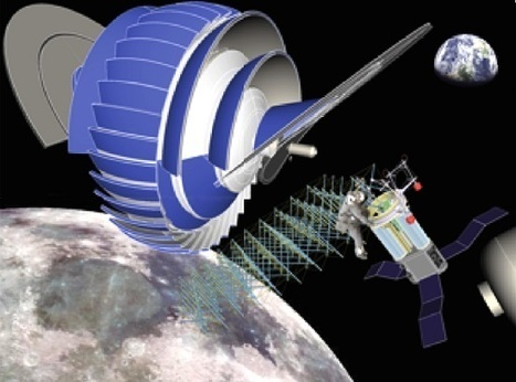 NIAC Focus: In-Space Construction of 1g Growable Habitat | More Commercial Space News | Scoop.it