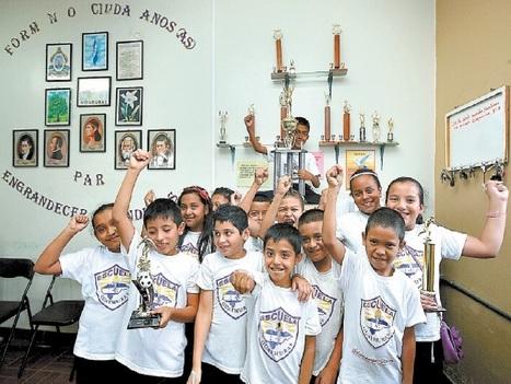 Un centro escolar integrador que logró derrotar la deserción   Contra la Deserción Escolar   Scoop.it