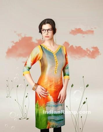 Shopping for the Best Designer Kurti gets as Easy as Pie, Indian Fashion   Indian Fashion Updates   Scoop.it