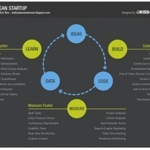The Lean Startup |nfographic | Thriving or Dying in the Project Age | Scoop.it