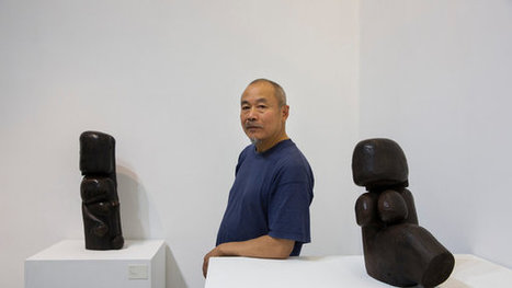 A Muzzled Chinese Artwork, Absent but Speaking Volumes   Digital Art and Net Art   Scoop.it
