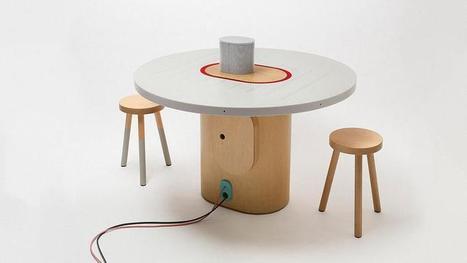 Voici le bureau intelligent qui enregistre les comptes-rendus des réunions | Aménagement des espaces de vie | Scoop.it