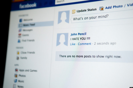 How To Keep Facebook From Stressing You Out Post-Split | ThinkinCircles | Scoop.it