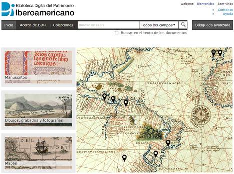 Biblioteca Digital del Patrimonio Iberoamericano (BDPI) por @jhergony | Educación: Formal,  informal, no formal, medioambiental.. | Scoop.it