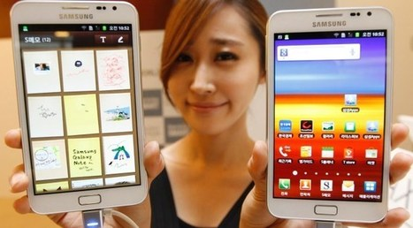 Are smartphones getting larger because they have to? - ExtremeTech | eBooks, eResources, eReaders | Scoop.it