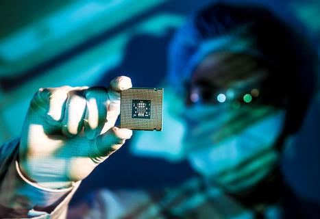 Intel pénètre le marché des Wearables et lance sa plateforme pour l'internet des objets | Hardware | Scoop.it