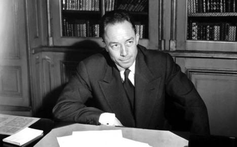 Camus: the great writer of the absurd - Telegraph.co.uk | Human Writes | Scoop.it