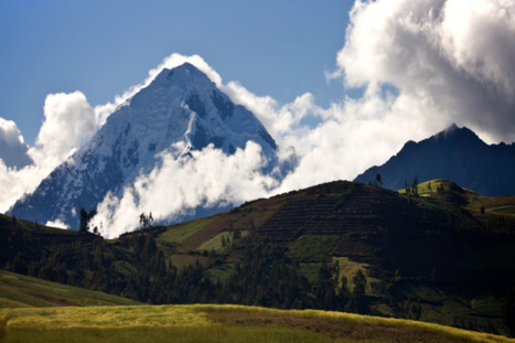 Países montañosos amenazados por cambio climático   Equilibrio ...   TUL   Scoop.it