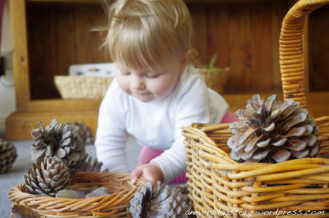 Reggio inspired Materials for Preschoolers and Toddlers | Helen's Teaching and Learning Ideas | Scoop.it
