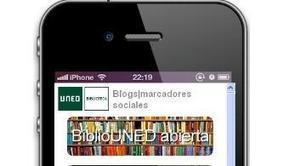 Renuevan la web móvil de la Biblioteca UNED | Educación a Distancia (EaD) | Scoop.it