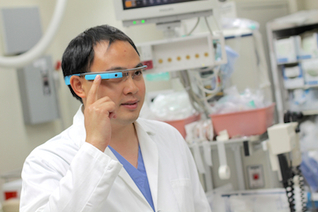 Google Glass Shown Beneficial for Bedside Toxicology Consults | Medical Device and Microwave Ablation News | Scoop.it
