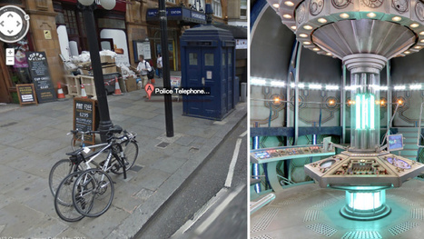 Google Maps Has An Incredible Doctor Who Easter Egg | Nerdism | Scoop.it