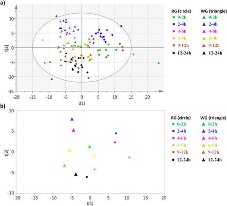 Urinary Biomarkers of Whole Grain Wheat Intake Identified by Non-targeted and Targeted Metabolomics Approaches | Plant Biochemistry | Scoop.it