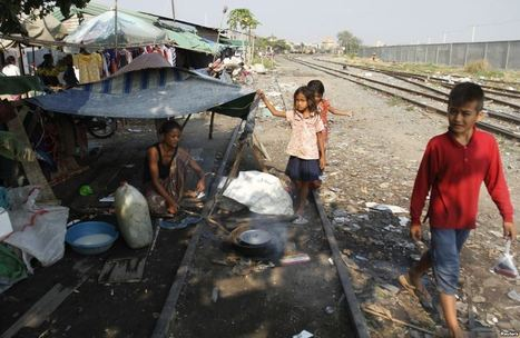 ADB Slams Cambodia Railway's Resettlement Plan - Voice of America | Cambodia Education | Scoop.it