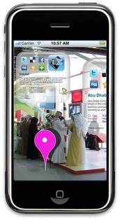 Emirati iCareer: 20 Best Augmented Reality iPhone Applications | iPhone Application Developer | Scoop.it