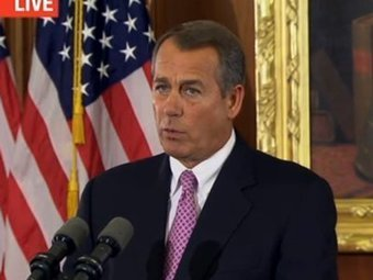 Boehner Says Rich Will Pay More in Taxes | MN News Hound | Scoop.it
