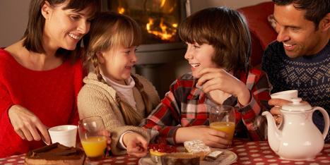 Premeňme všedné momenty rodinného života. Rituály. | Rodina | Scoop.it