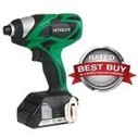 Hitachi | Best Cordless Electric Screwdrivers Reviews | The Ultimate Guide To Hand Tools | Scoop.it