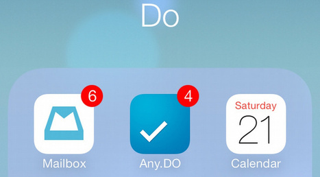 """Create a """"Do"""" Folder for Apps to Boost Productivity 