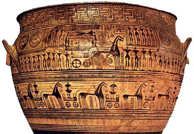 Banco de imágenes de cerámica en la Grecia antigua | FEDRA | Scoop.it
