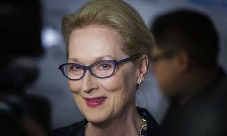 Meryl Streep pide al Papa ayuda contra la desigualdad de género   Genera Igualdad   Scoop.it