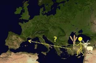 La agricultura llegó a la Península Ibérica mediante colonizaciones pioneras | World Neolithic | Scoop.it