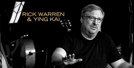 Simple Ways To Share Your Faith – Ying Kai & Rick Warren | Following the Way | Scoop.it