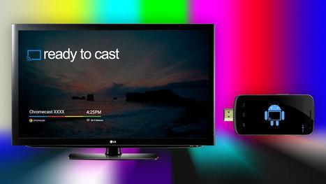 Crea tu propio Chromecast con un dispositivo Android - Gizmología | (Tecnologia) | Scoop.it