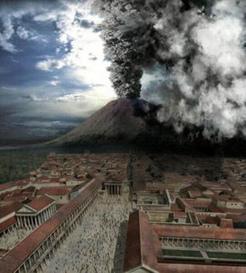 El bombardeo de Pompeya | Mundo Clásico | Scoop.it