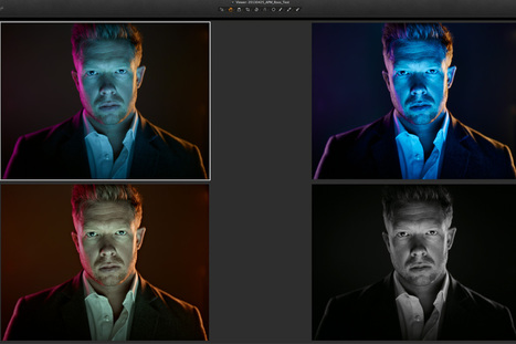 Create multiple looks on the same image in seconds | capture one | Scoop.it