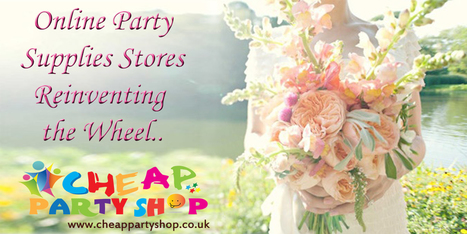 Get online #party #supplies today with low price..@CheapPartyShop | party supplies uk | Scoop.it