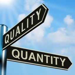 Qualitative Research vs. Quantitative Research | research methods and methodology | Scoop.it