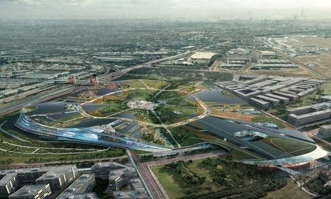 Europacity, le futur Dubaï aux portes de Paris | DécoBricoJardin | Scoop.it