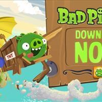'Bad Piggies' Soars to Top of App Charts | It's Show Prep for Radio | Scoop.it