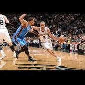 2014 Playoffs: Thunder vs. Spurs   Bball   Scoop.it