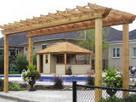 Pergolas and Trellises – Cedar Wood Structures | Cedar Wood Structures Inc | Scoop.it